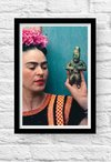 Quadro decorativo - Frida Zen