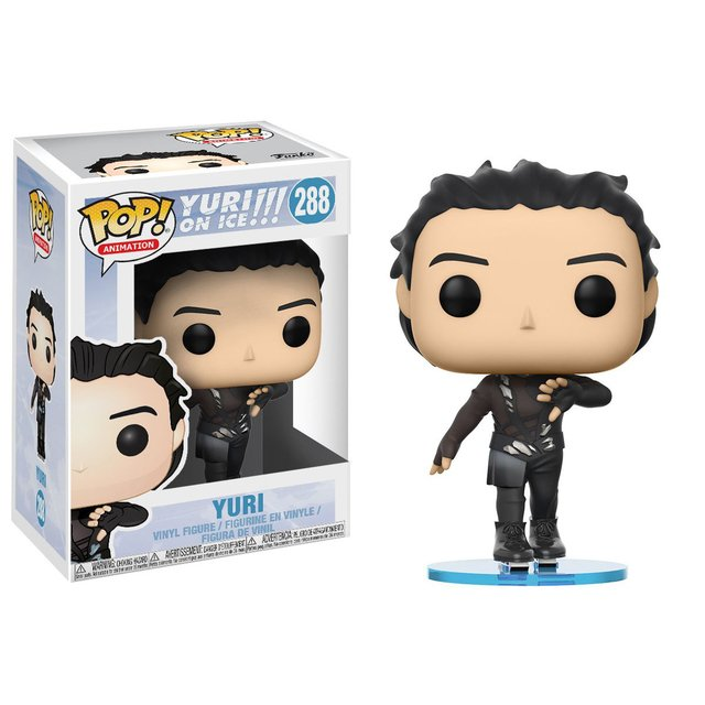 Funko Pop Yuri on Ice - Yuri Katsuki - comprar online