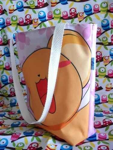 Mini Tote Bag De Card Captor Sakura - Kero - comprar online