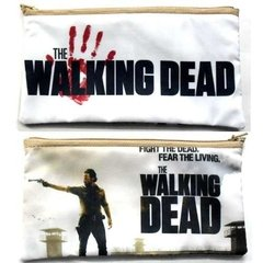 Cartuchera De The Walking Dead