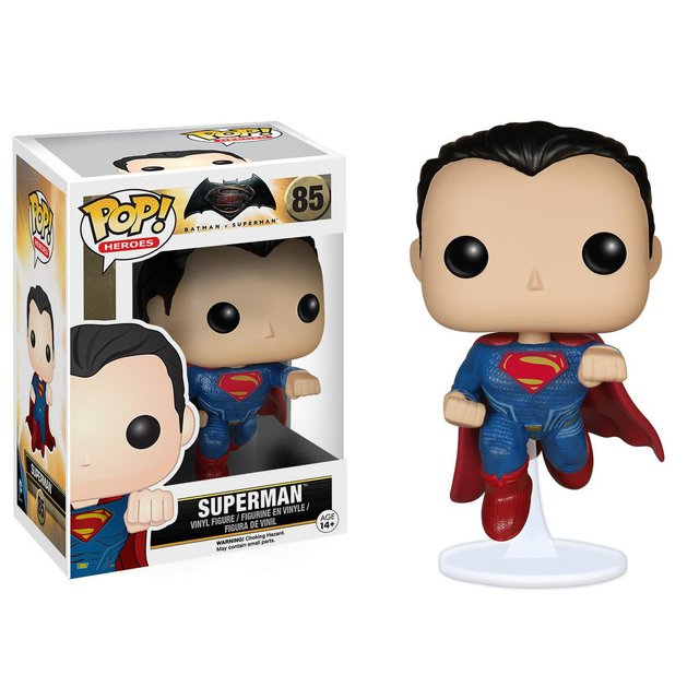 Figura Funko Pop - Batman vs Superman: Superman - comprar online