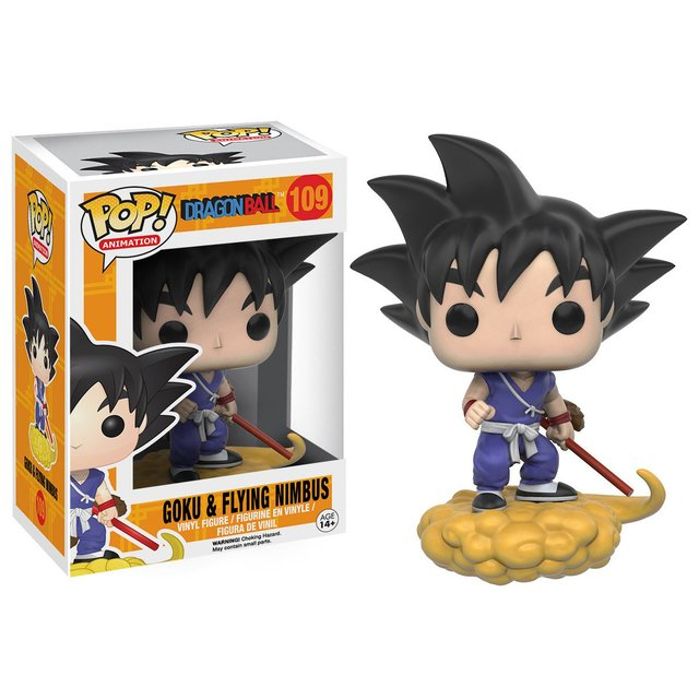 Funko Pop Dragon Ball - Goku - comprar online