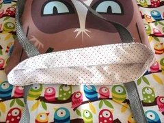 Mini Tote Bag De Grumpy Cat en internet