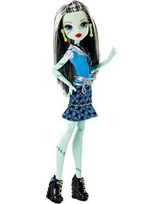 Monster High - Frankie Stein en internet