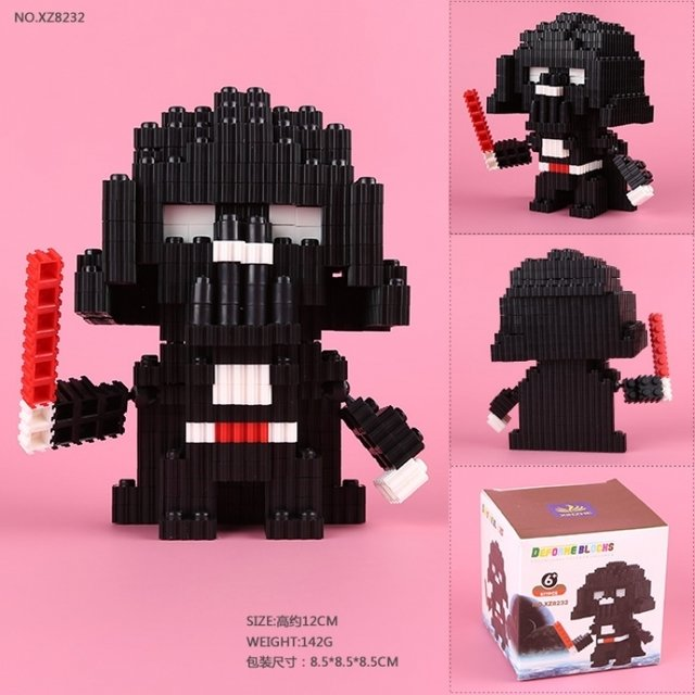 Deforme Blocks - Star Wars Darth Vader - comprar online