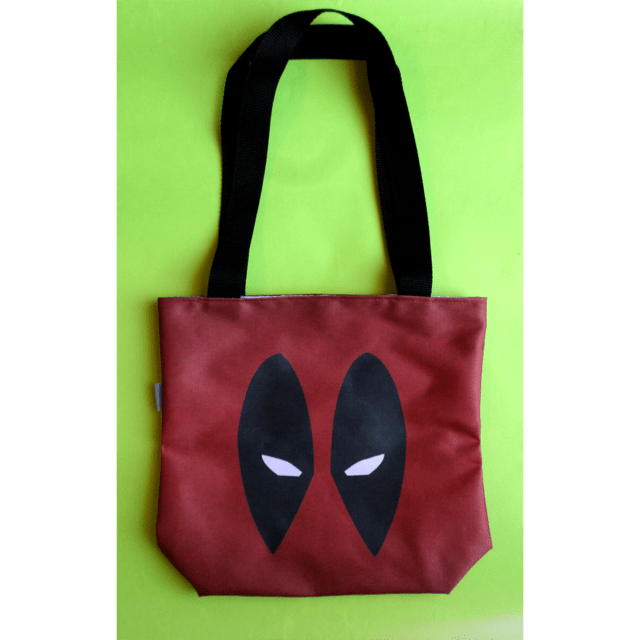 Mini Tote Bag De Deadpool - comprar online