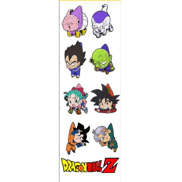 Plancha De Stickers De Dragon Ball - comprar online