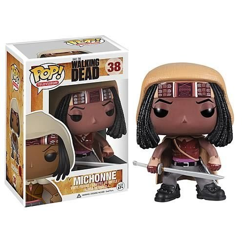 Funko Pop The Walking Dead - Michonne - comprar online