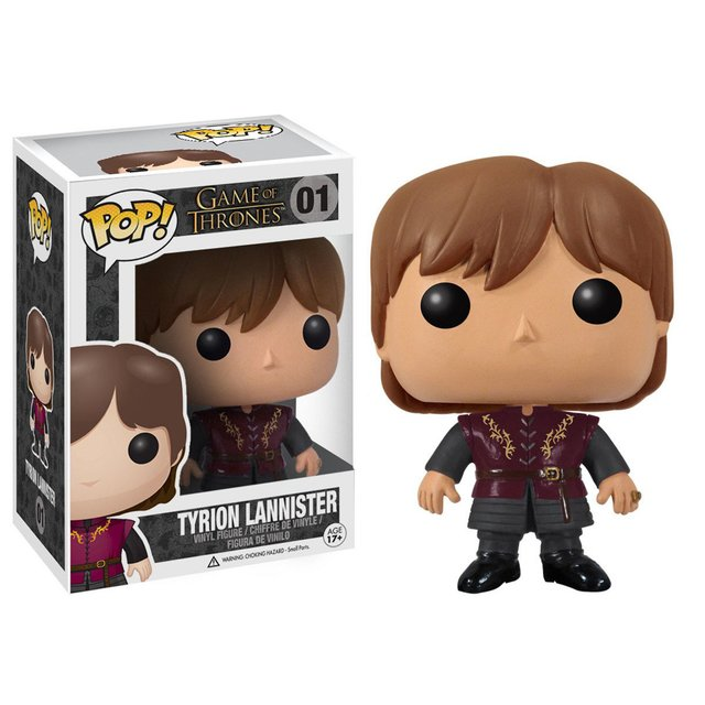 Funko Pop Game Of Thrones - Tyrion Lannister - comprar online