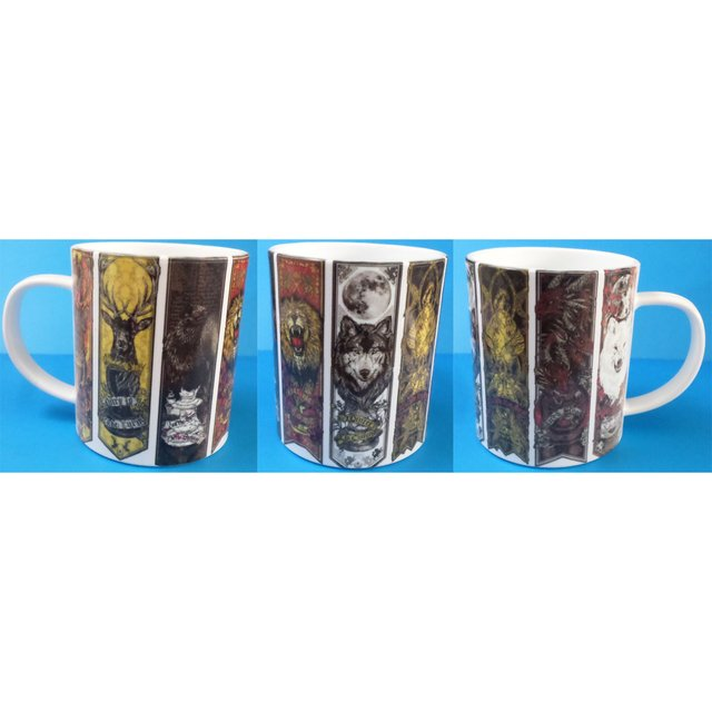 Taza De Game Of Thrones