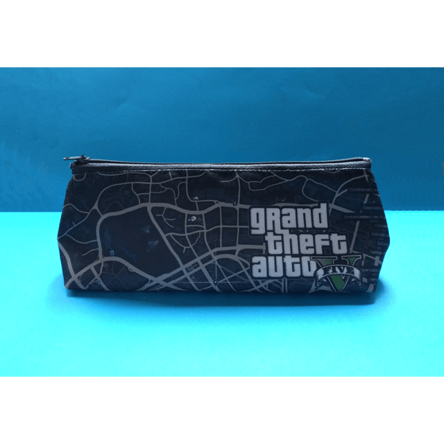 Cartuchera Triangular De Grand Theft Auto V