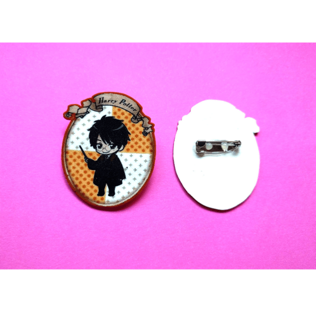 Prendedor De Harry Potter