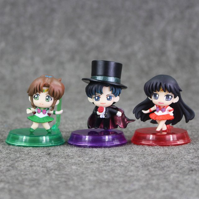 Gashapon de Sailor Moon - 20th Anniversary