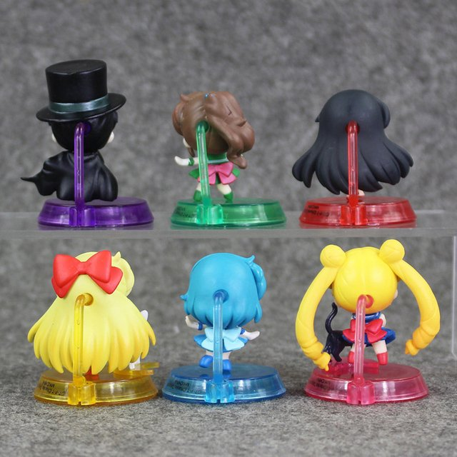 Gashapon de Sailor Moon - 20th Anniversary - tienda online