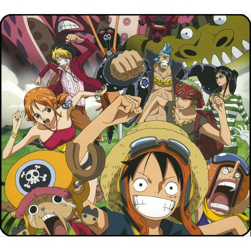 Mousepad De One Piece