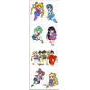 Plancha De Stickers De Sailor Moon (1)