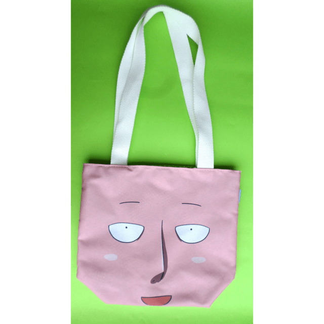 Mini Tote Bag De One Punch Man -Saitama - comprar online
