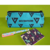 Cartuchera Triangular De K-pop - Seventeen - comprar online