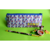 Cartuchera Triangular De Sonic The Hedgehog