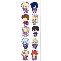 Plancha De Stickers De Tales Of Destiny (2)