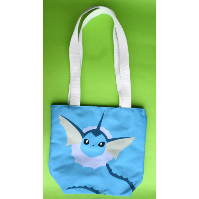 Mini Tote Bag De Pokemon - Vaporeon - comprar online