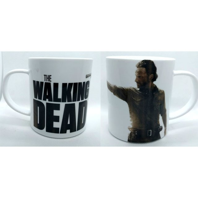 Taza De The Walking Dead - comprar online
