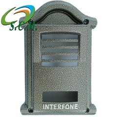 Grade colonial para interfone
