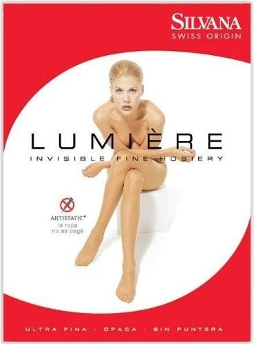 Media panty invisible Lumiere Silvana