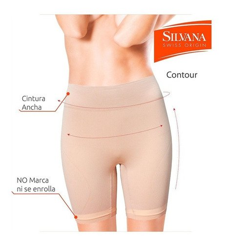 Short Reductor Silvana Art. Bs100