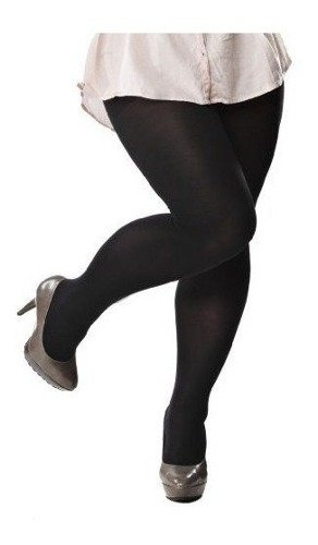 Media Panty Can Can Opaca Talle Especial Talle 5 Xxl - comprar online