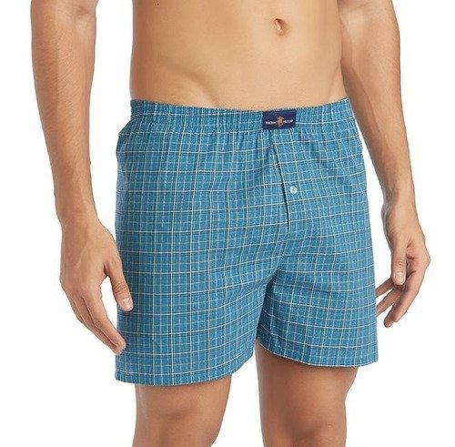 Calzoncillo Boxer Tela Plana Polo Club Art 1106 en internet