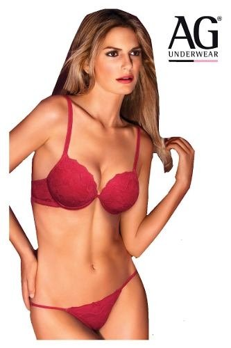 Corpiño Soutien Ana Grant Extreme Super Push Up Bra Art 311