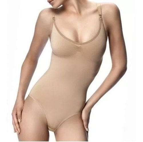 Body Slim Reductor Sin Costuras Loba by Lupo de Brasil 47150 - Divina Buenos Aires