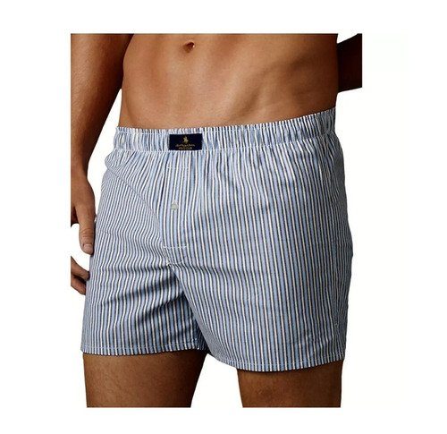 Calzoncillo Boxer Tela Plana Polo Club Art 1106