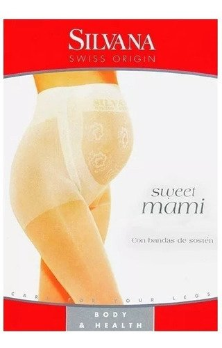 Panty Media Silvana Embarazada Sweet Mami. Art. 5245M en internet