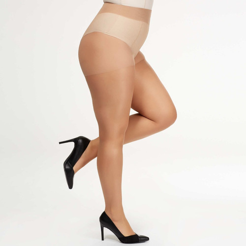 Media Free Talle Especial Bx Cx Silvana Panty Fina 6535x - comprar online