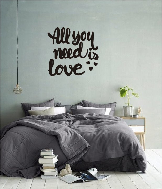 Comprar Vinilos Online.Vinilos Para Pared All You Need Is Love