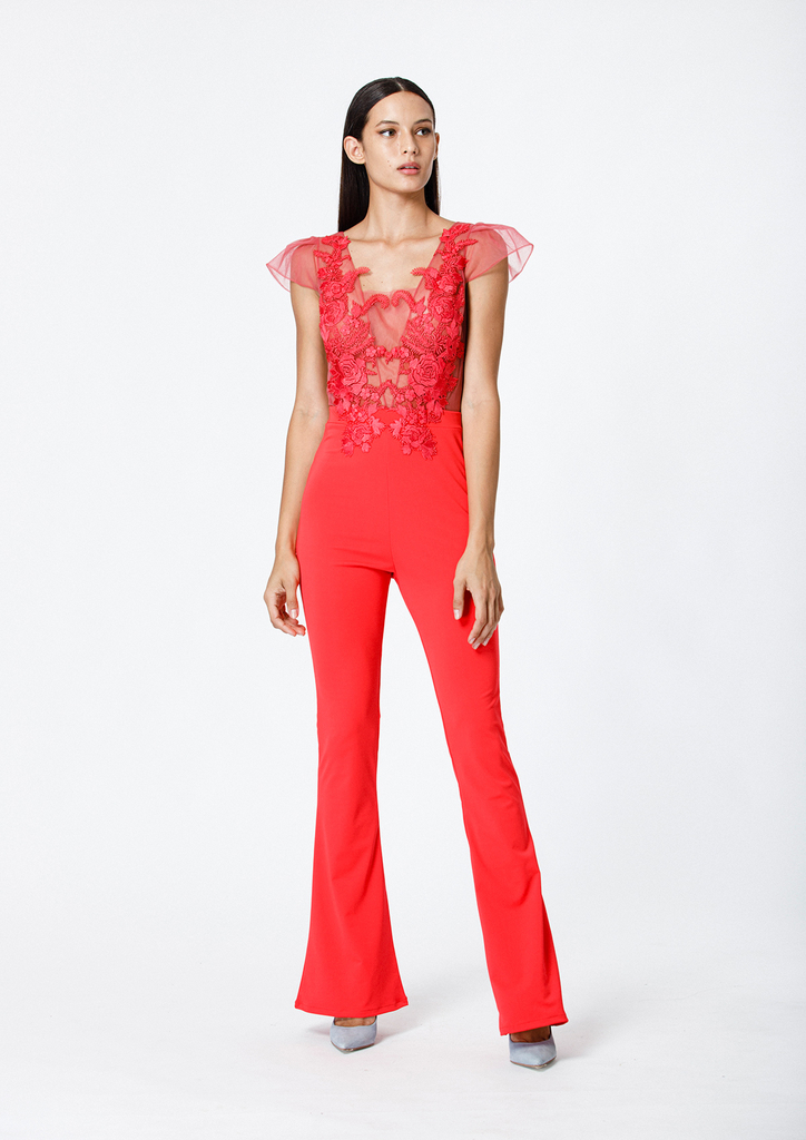 I20515 Jumpsuit ALIMOCHE