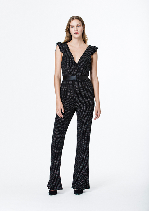 VLI20534 Jumpsuit MACHICHE
