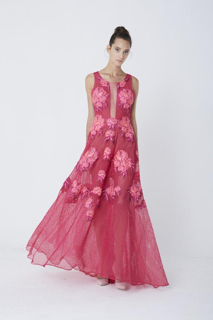 CHI18603 Vestido LIHUA - Comprar en Natalia Antolin