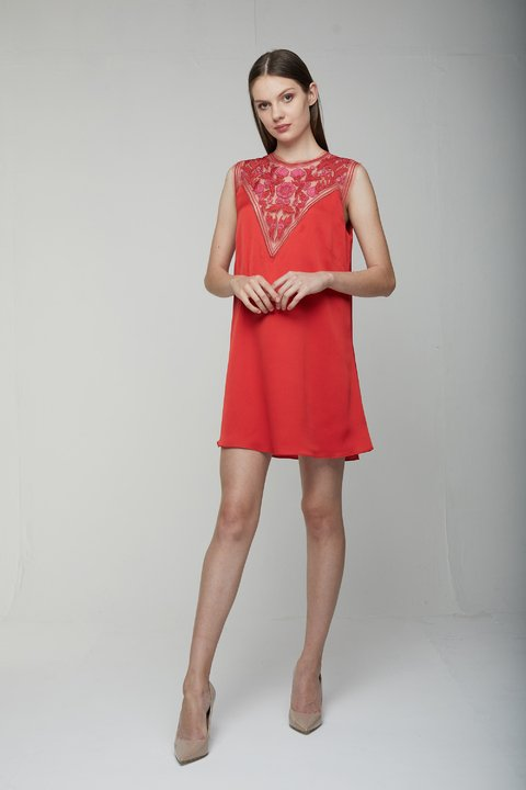 I18410  Vestido COURTNEY