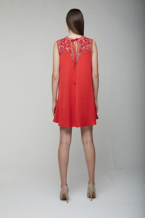 I18410  Vestido COURTNEY - comprar online