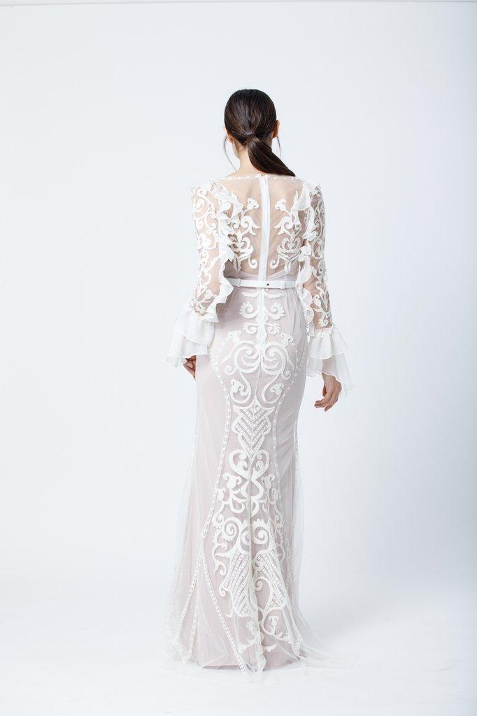 b96b9b6ebc CHI18617 Vestido HOWIN NOVIAS - tienda online ...