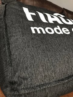 PUFF FIACA MODE ON EN TELA - comprar online