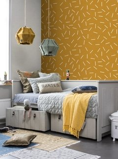 Wallpaper Confetti Curry 2327-4 - comprar online