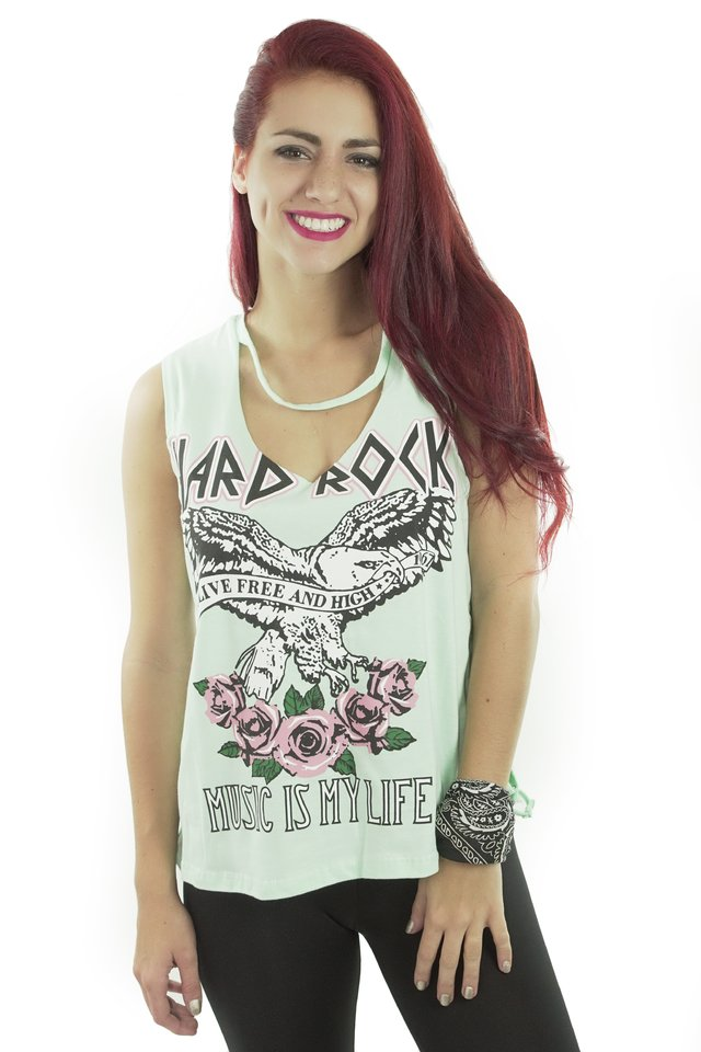 Remera Hard Rock en internet