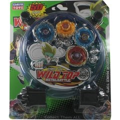 Beyblade Metal Fusion Tornado Speed