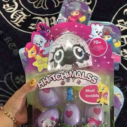Ovo Hatchimals Pack Com 4 Ovos + Bonus Sortidos na internet