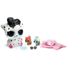 Boneca Surpresa - LOL Surprise - Biggie Pets Dalmata