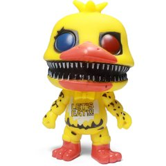 Boneco Nightmare Chica - Five Nights At Freddy